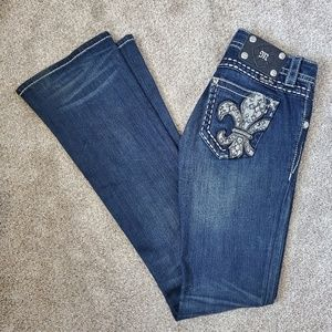 Miss me signature rise boot jeans